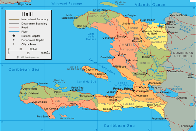 Adoption Laws in Haiti
