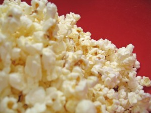 Parenting and Popcorn Brain