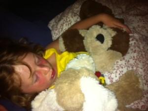 The Sleep-over That Broke My Baby's Heart