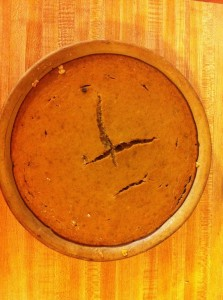 Sweetener Free Pumpkin Pie