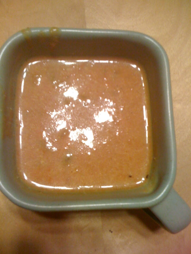 Haitian Soup Joumou (vegan)